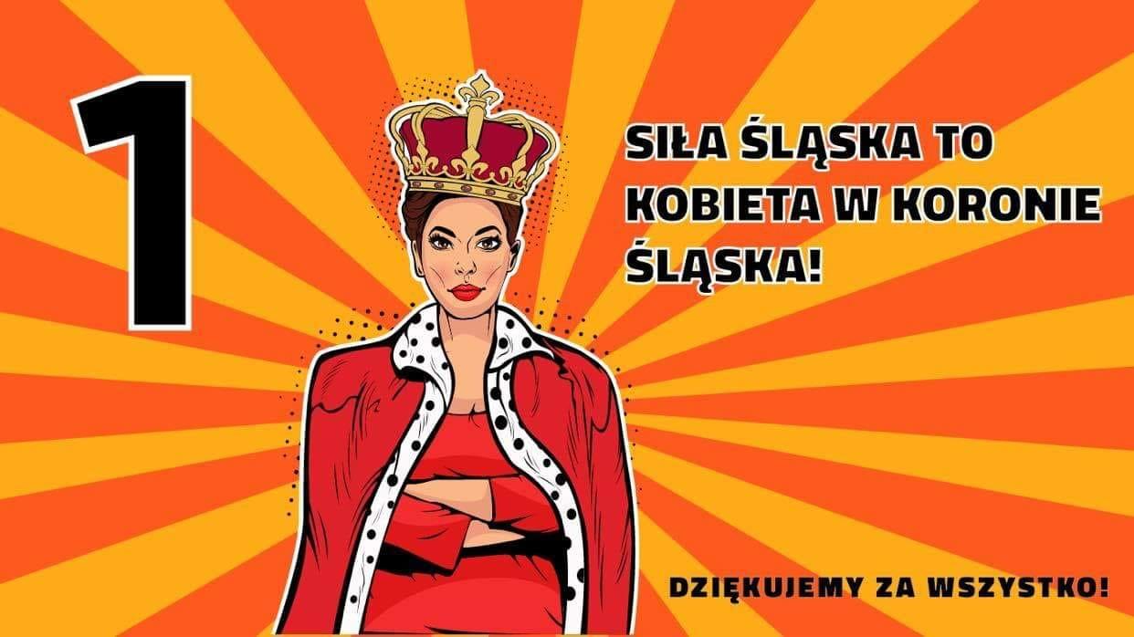 Siła Śląska to KOBIETA w Koronie Śląska!