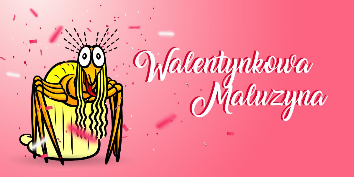 Walentynkowa Meluzyna